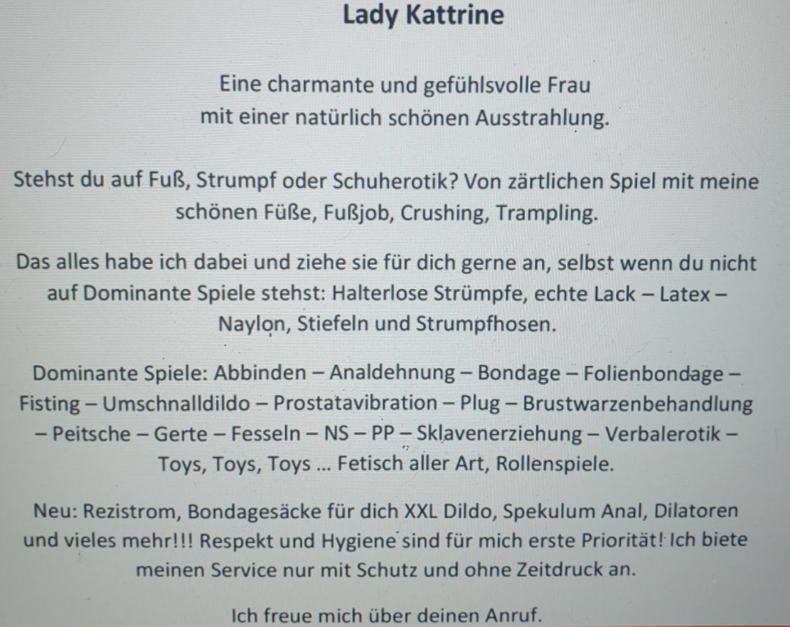 lady kattrine laufhaus prankergasse 21